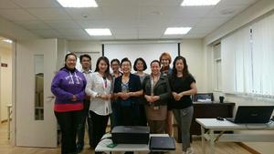 [20151121][台北] 2015年首届「德国莱茵国际礼仪讲师认证课程」圆满结束
